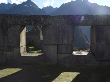 Ruínas de Machu Picchu, construídas de acordo com a luz do sol