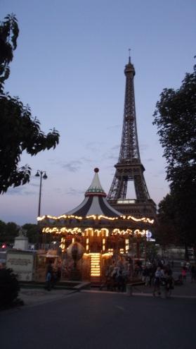 Carrossel da Torre Eiffel