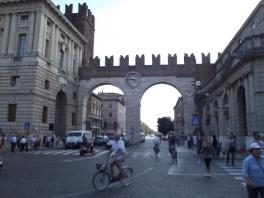 Arco de entrada de Verona