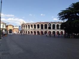 Piazza Bra - Arena Verona