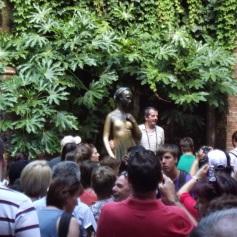 Estátua de Julieta