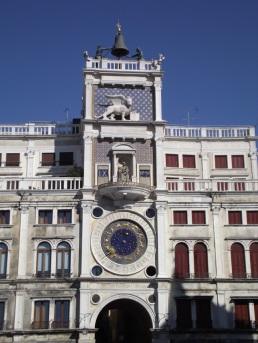 Torre do Relígio de São Marcos