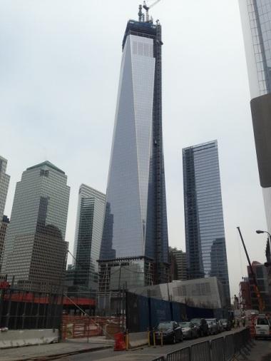 World Trade Center reformulado