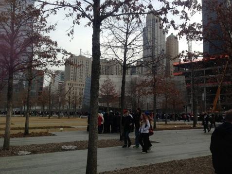 Praça do World Trade Center