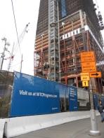 WTC em construção