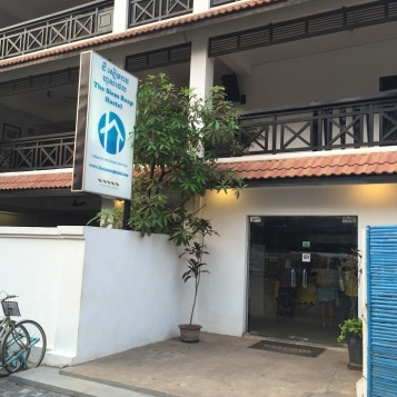 The Siem Reap Hostel