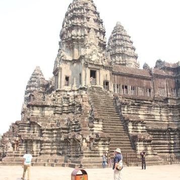 Interior do Angkor Wat
