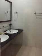 Banheiro do quarto