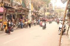 Trânsito de motos