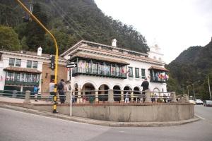 Entrada Montserrate