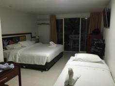 Quarto duplo - Hotel El Dorado