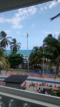 Vista do quarto - Hotel El Dorado