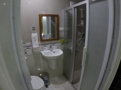 Banheiro da primeira noite