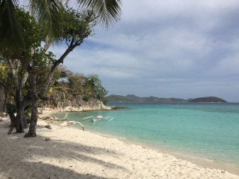 Macapuya Island