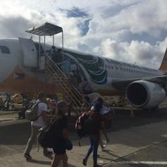 Avião da Cebu Pacific