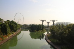 Gardens by the Bay de dia