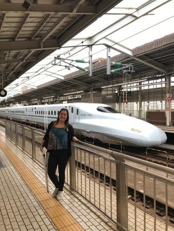 Esperando pelo Trem-bala para Hiroshima