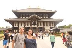Frente do Todai-ji