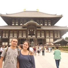 Frente do Todai-ji
