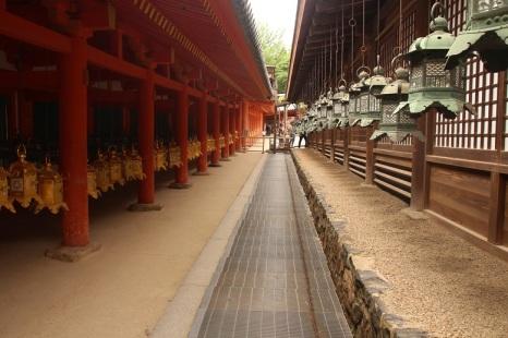 Templo Kasuga-taisha