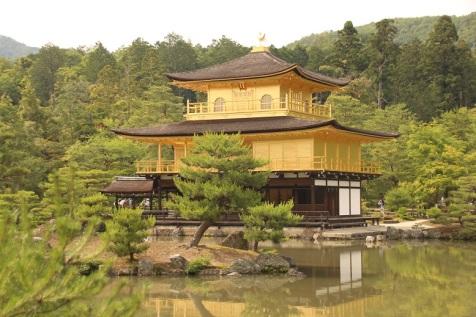 Kinkaku-ji (Templo Dourado)