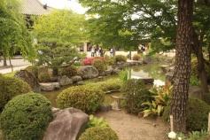 Jardim do Sanjusangen-do