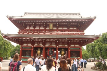 Entrada Senso-ji