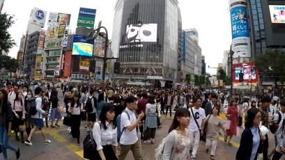 Cruzamento de Shibuya