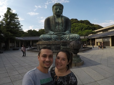Kotoku-in, o Grande Buda