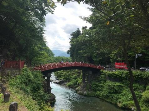 Shinkyo, a Ponte Sagrada