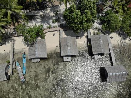 Homestay em Pulau Gam