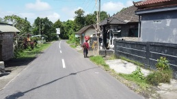 Estradinha de Munduk até Jatiluwih