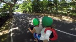 Estrada em Senggigi