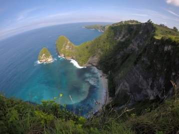 Paluang Cliff