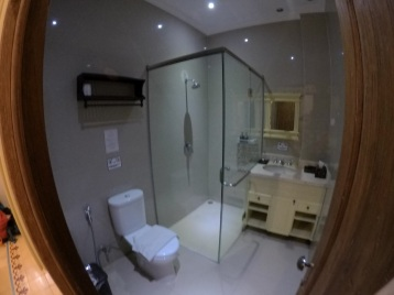Java Villas Boutique Hotel & Resto - Nosso banheiro