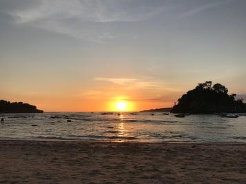 Pôr-do-sol em Crystal Bay