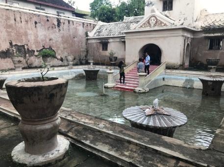 Palácio de Água (Taman Sari)