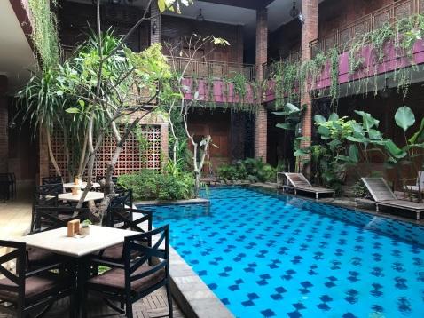 Java Villas Boutique Hotel & Resto - Área da piscina