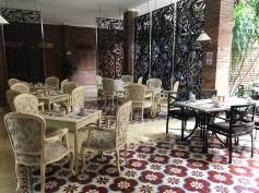 Java Villas Boutique Hotel & Resto - Área do café-da-manhã